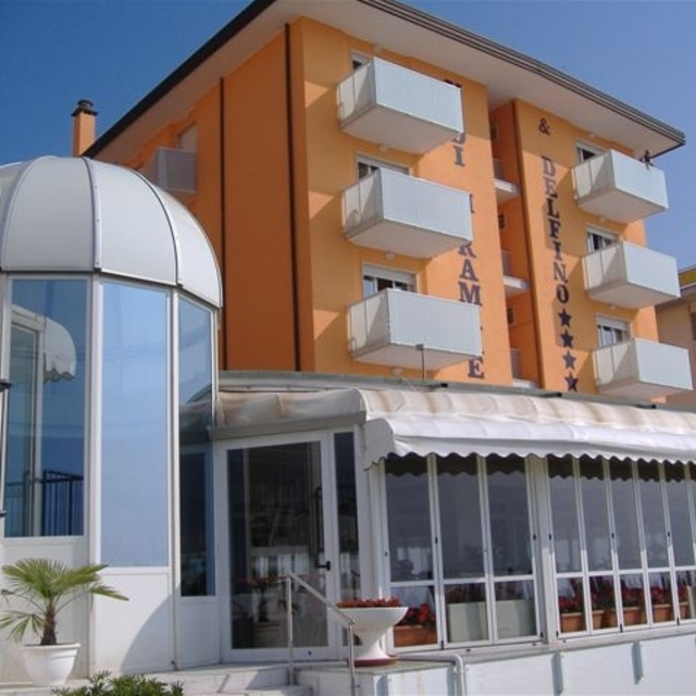 Hotel Vidi Miramare & Delfino - Jesolo